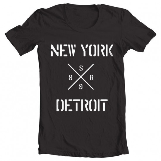 04 Shady New York - Detroit - XSR99 (Black)