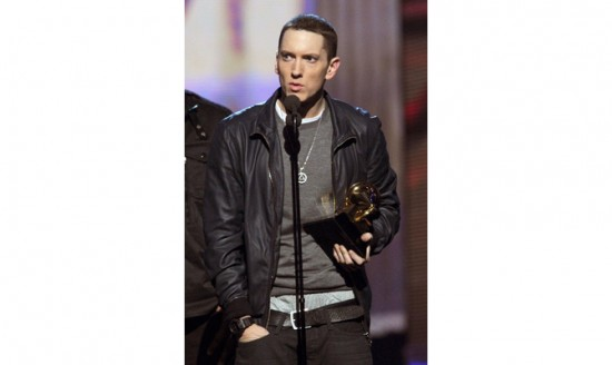 2011 Eminem+53rd+Annual+GRAMMY+Awards