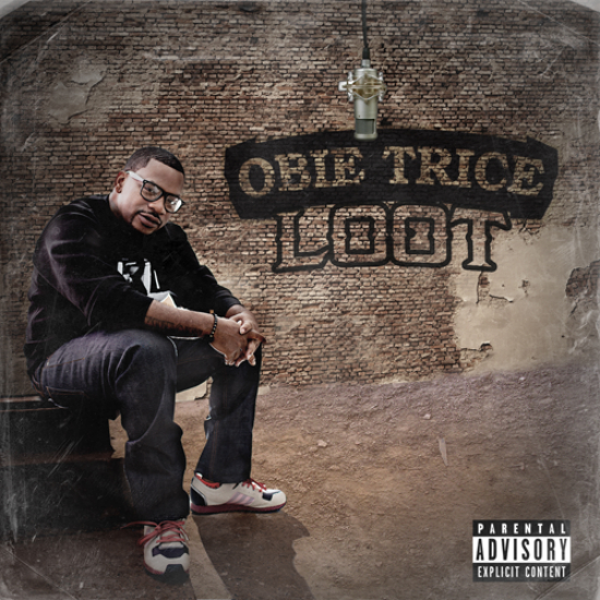 2013.11.08 - Obie Trice - Loot Artwork
