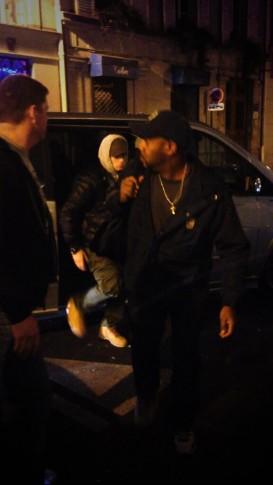 2013.11.13 - Eminem Париж