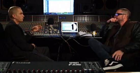 2013.11.21 - Eminem. Zane Lowe. Part 3