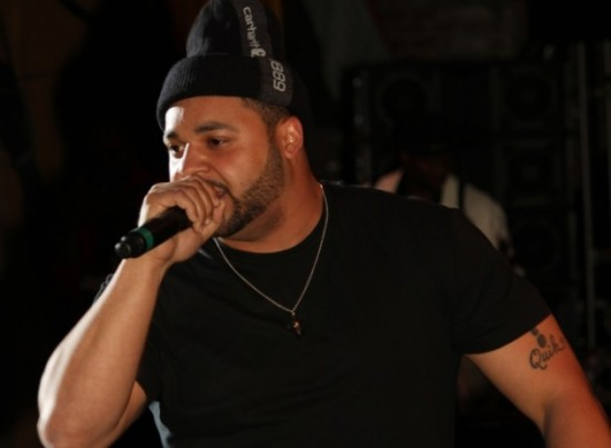 2013.11.28 - Joell Ortiz – 'Own It' (Remix)