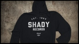 2013.11.29 - Shady Records - Est. 1999 Pullover Hoodie (Black) Чёрная пятница