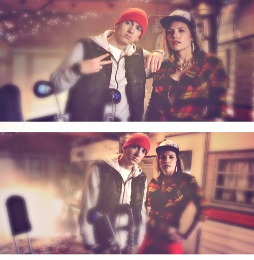 Eminem and Skylar Grey