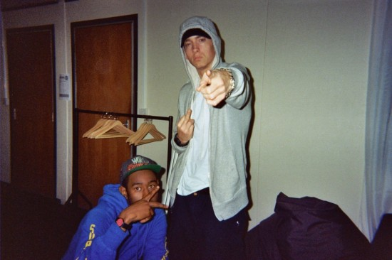 Eminem and Tyler