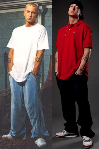Eminem vs. Slim Shady