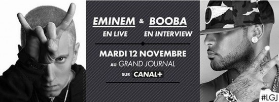 Eminem Paris Париж 12.11.2013
