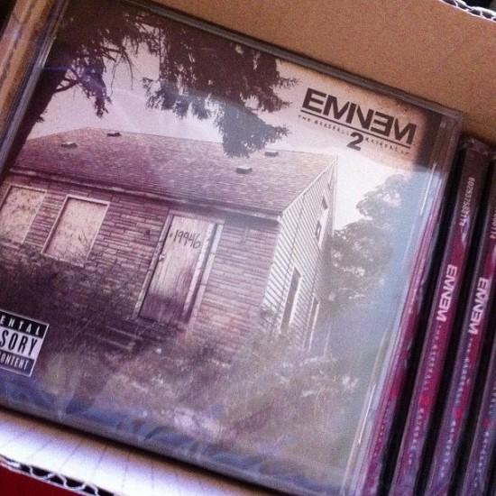 MMLP2 Eminem