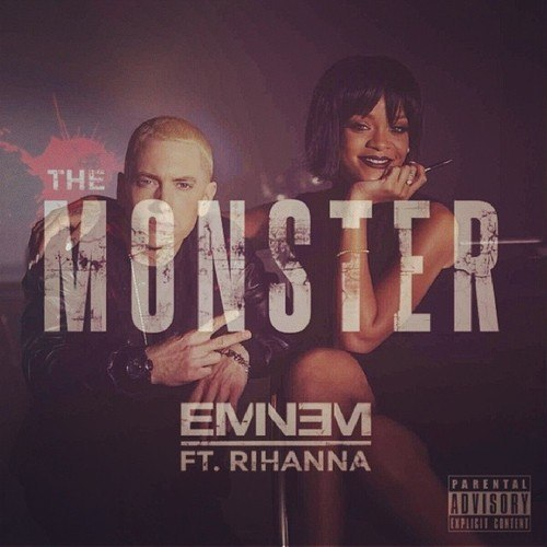 Eminem - The Monster ft. Rihanna