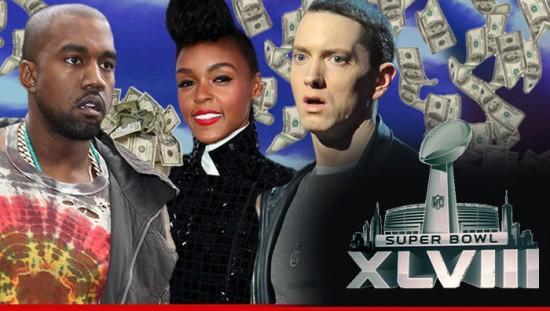 Eminem попросил 2 миллиона долларов за выступление на Super Bowl Week