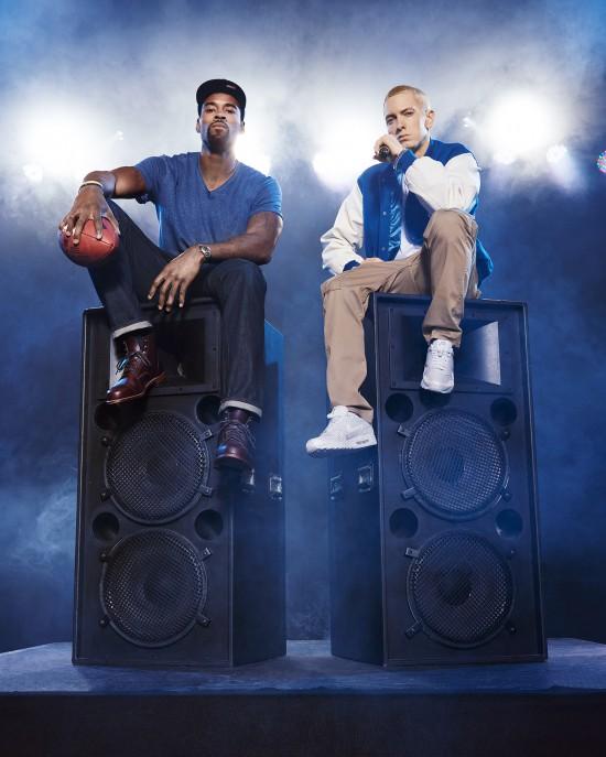Eminem The Music Issue ESPN Magazine