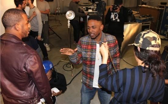 Kendrick Lamar The Music Issue ESPN Magazine
