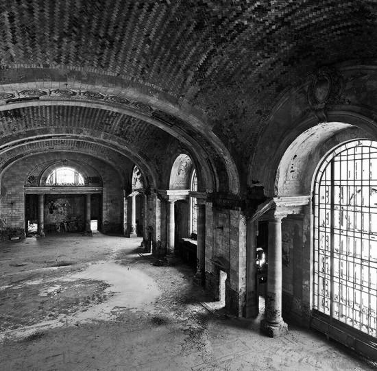 Michigan Central Station. Взлёт и падение Детройта. Detroit - дом Eminem