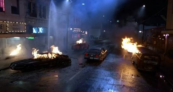 Кадр из киносериала «Робокоп». Взлёт и падение Детройта Detroit 48