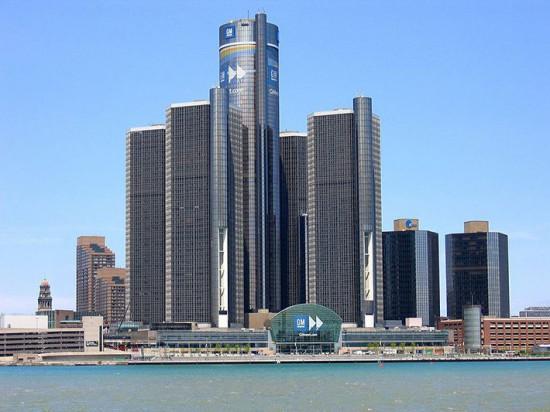 штаб-квартира корпорации General Motors. Взлёт и падение Детройта Detroit 53