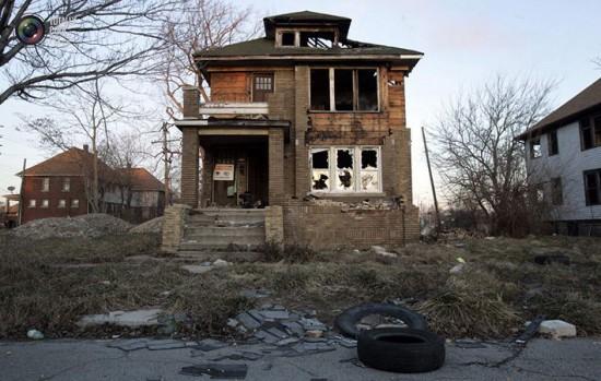Взлёт и падение Детройта Detroit 60