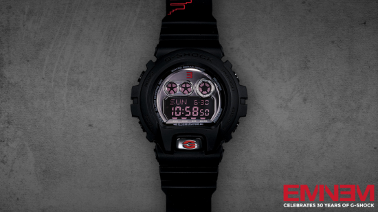 Limited Edition Shady Records G-Shock Watch (Unsigned)
