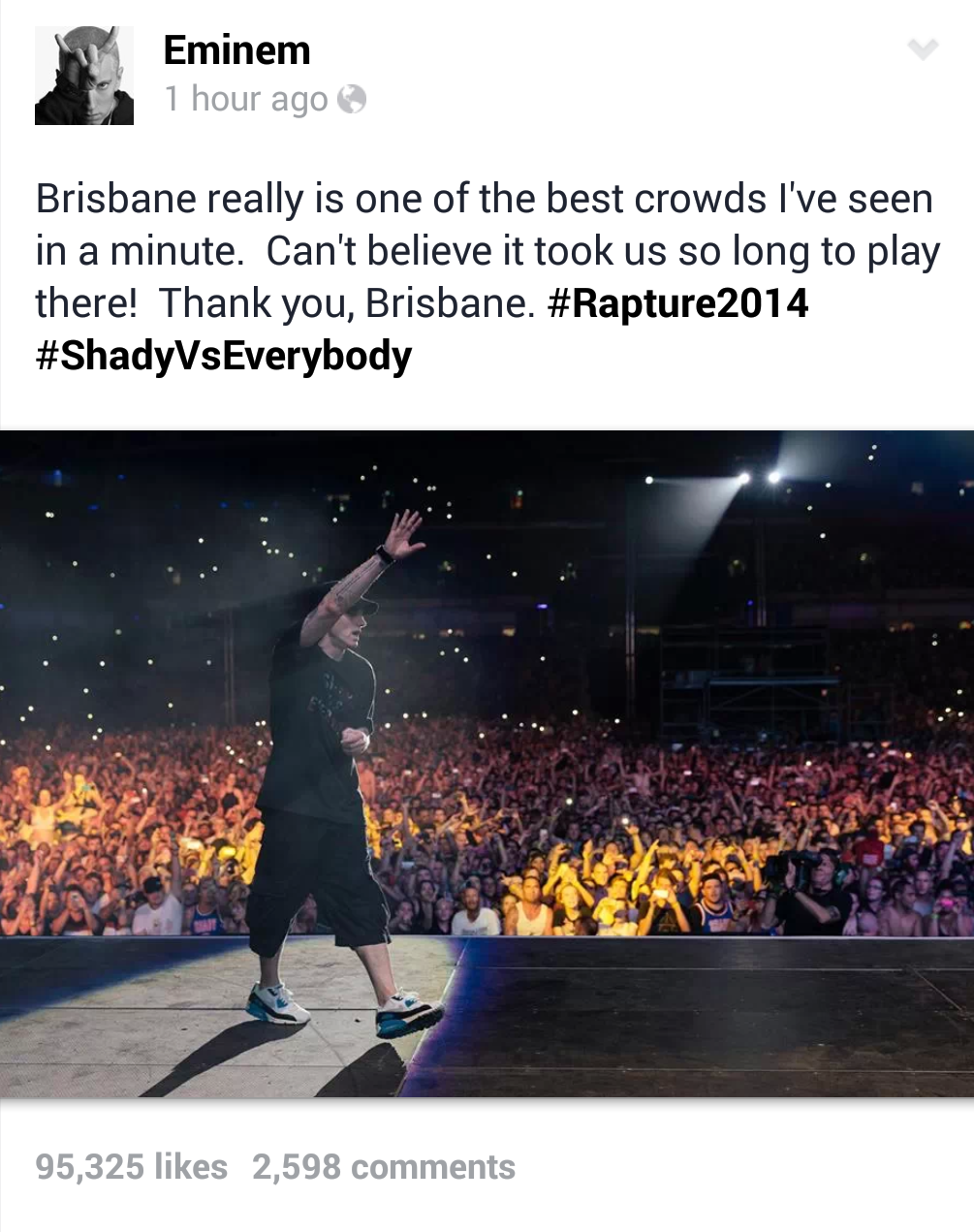 eminem brisbane - photo #38