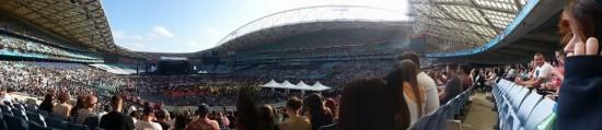 2014.02.22 - 04 - Eminem Rapture 2014 Sydney Australia, ANZ Stadium