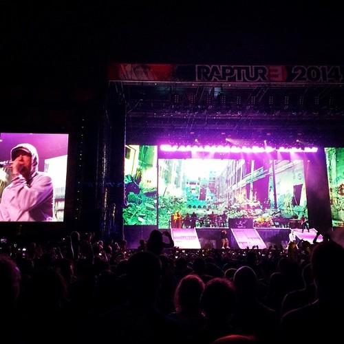 2014.02.22 - 11 - Eminem Rapture 2014 Sydney Australia, ANZ Stadium
