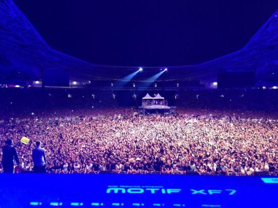 2014.02.22 - 17 - Eminem Rapture 2014 Sydney Australia, ANZ Stadium