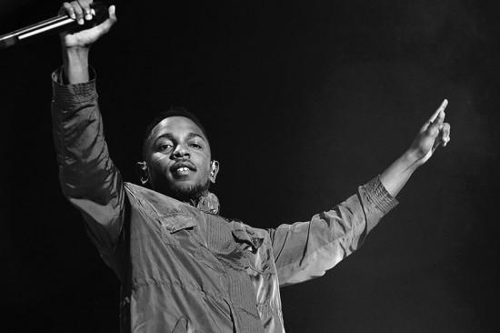 Rapture 2014 – Etihad Stadium, Melbourne 19.02.14 Kendrick Lamar