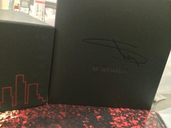 Casio x Eminem GShock GDX6900MNM Limited Edition