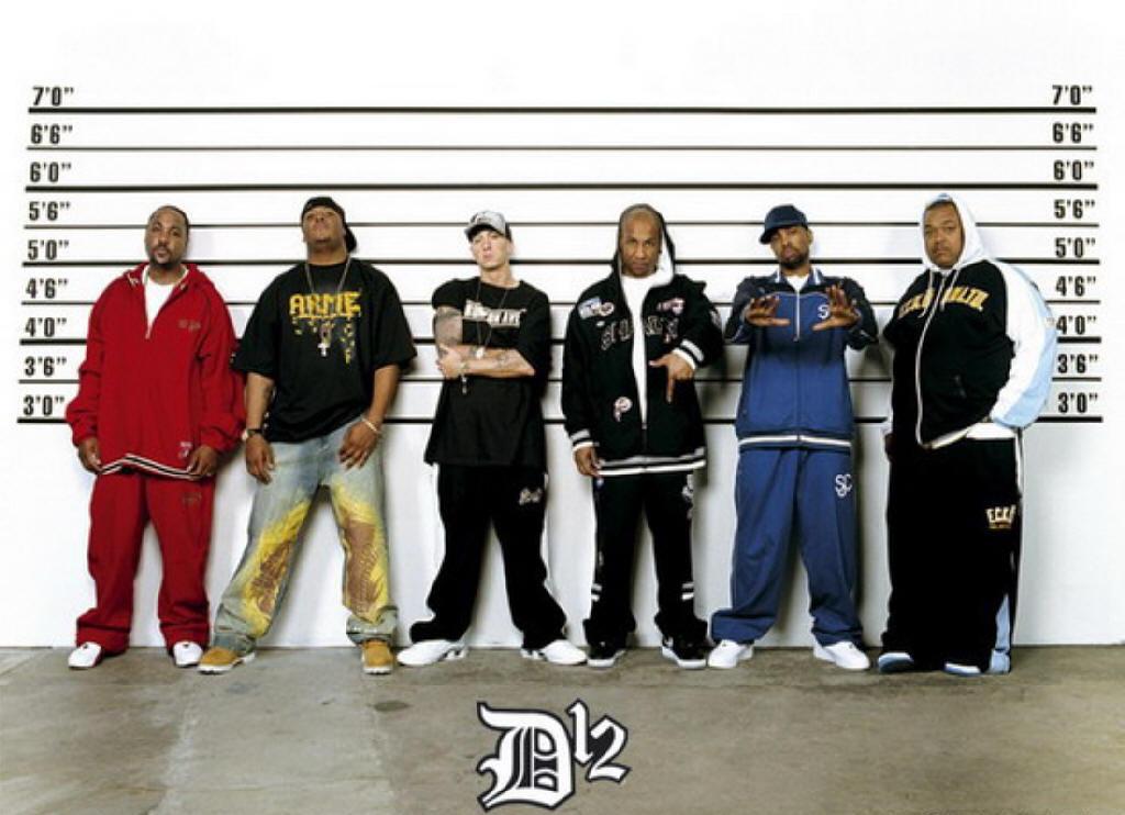 Новый альбом группы D12 выйдет в 2014 году. | www.Eminem.pro
