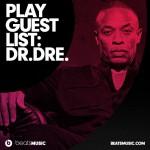 Гостевой плей-лист Dr. Dre Beats Music