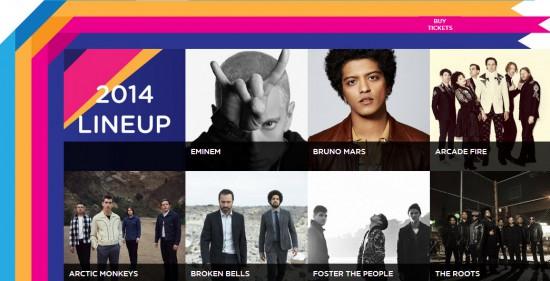 Подробности о фестивале Squamish 2014, на котором выступит Eminem