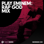 Rap God playlist Eminem Beats Music