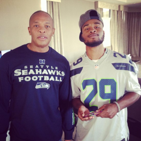 Dr. Dre and J. Pinder