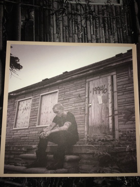 Eminem Pre-Order The Marshall Mathers LP2 Vinyl + Limited Edition T-Shirt