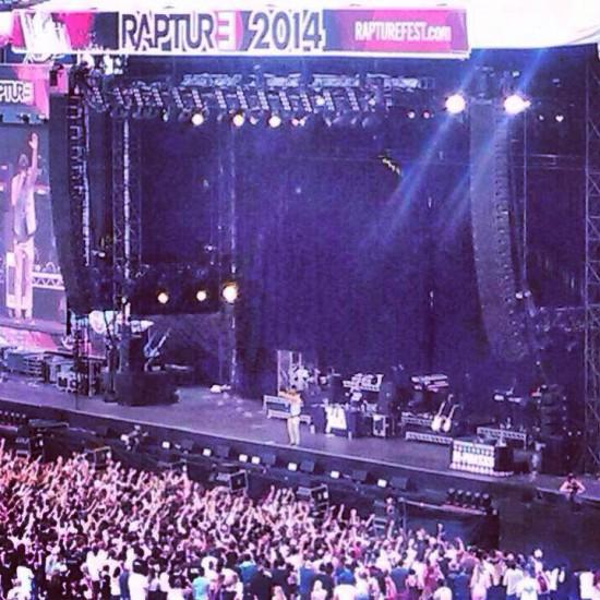 Aussie aka 360 Rapture 2014