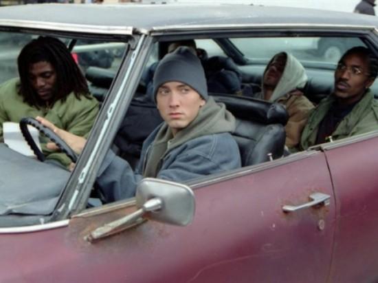 Eminem и Mekhi Phifer - 8 milejpg 2
