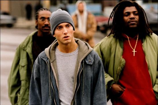 Eminem и Mekhi Phifer - 8 milejpg