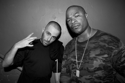 Jeremy Deputat 2012.05.20 - I found Alchemist and Xzibit in a hallway