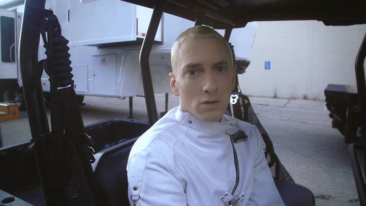 Eminem Straight Jacket