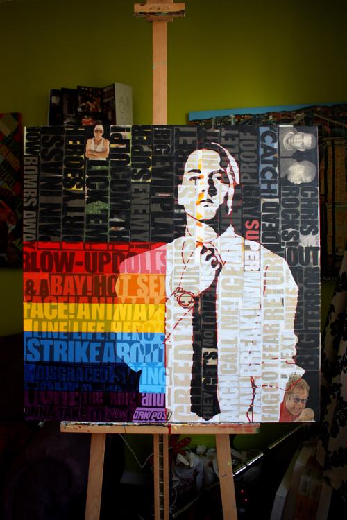 Shady Will Rainbow Flag It - by Borbay (Eminem)