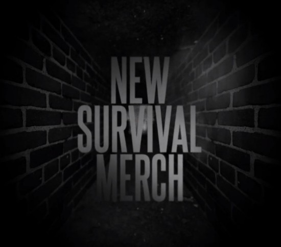 2014.06.03 - Eminem New #Survival Merch available now in the store. T-shirts + tanks in both male and female sizes