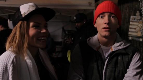 Skylar Grey Feat. Eminem – C'Mon Let Me Ride 2