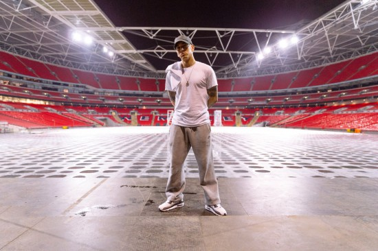 Eminem Wembley Stadium 11.07.2014 by  JEREMY DEPUTAT
