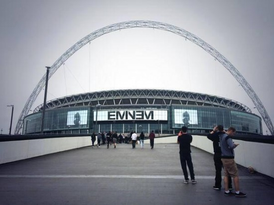 07 Eminem Wembley Stadium 11.07.2014