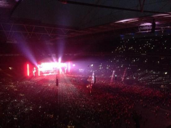 Eminem Wembley Stadium 12.07.2014