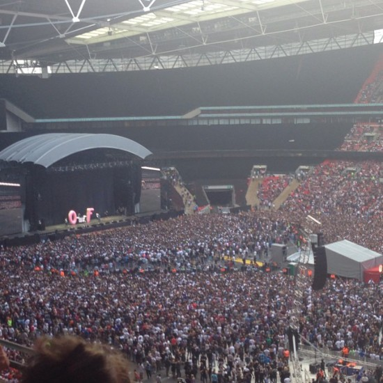 17 Eminem Wembley Stadium 11.07.2014