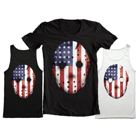 The Emdependence Collection 2014.07.04 - Happy Emdependence Day. Get your new favorite Summer shirt with the new Shady mask t-shirt and tank designs available now in the Eminem store
