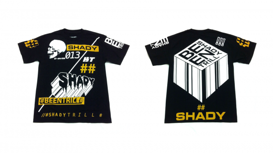 2014.07.18 - Shady Records x Been Trill - Balanced Ideals T-Shirt (Black)