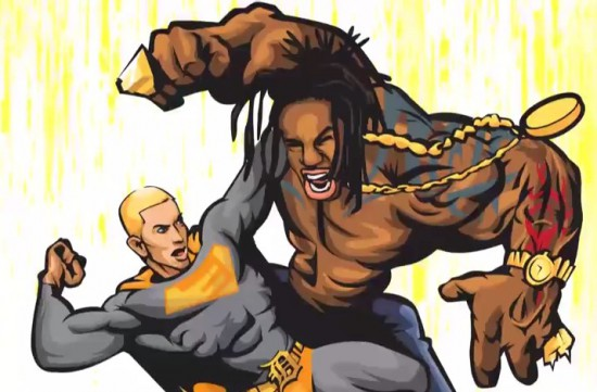 Busta Rhymes - Calm Down ft. Eminem