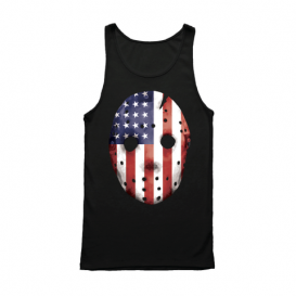 Eminem HOCKEY_MASK_SHIRT-03 Emdependence Day Tank (Black)
