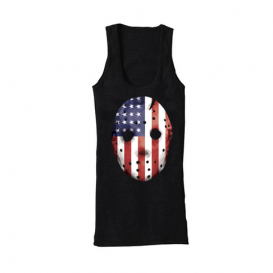 Eminem HOCKEY_MASK_SHIRT-08 Emdependence Day Women's Tank